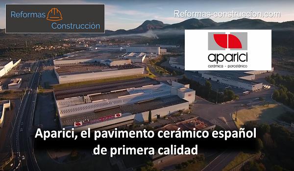 aparici empresa de cerámica en España